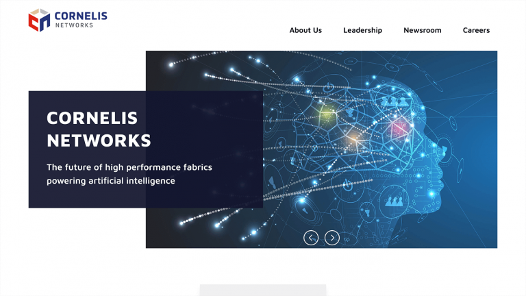 Cornelis Networks screenshot